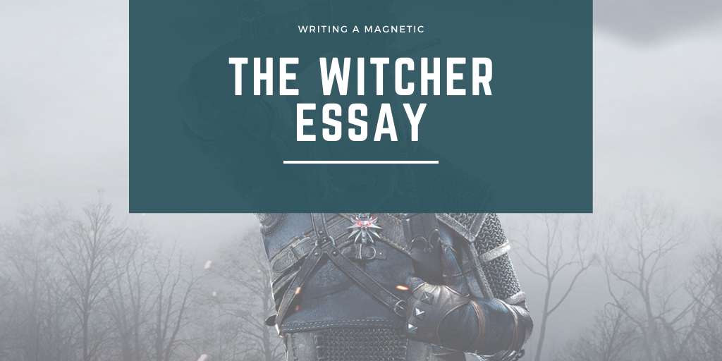 the witcher essay