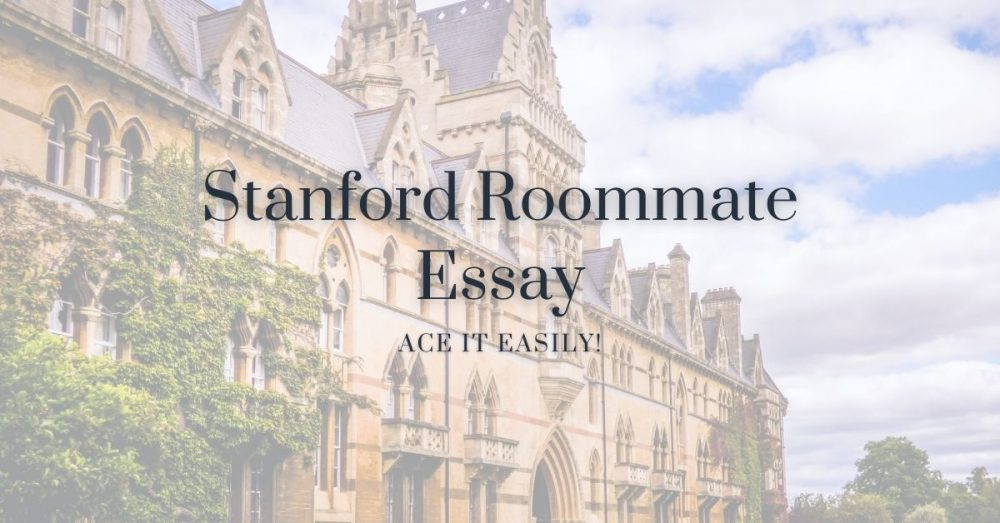 stanford roommate essay