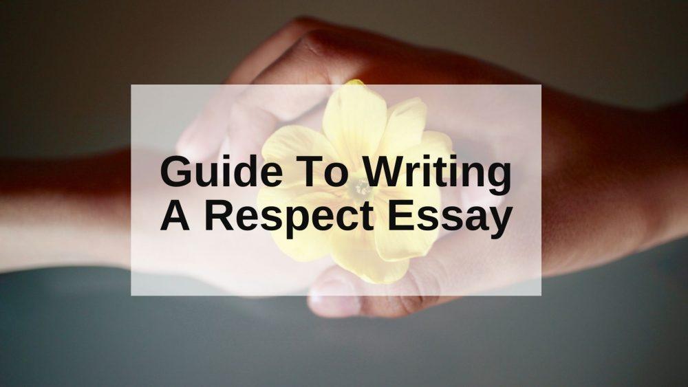 respect essay