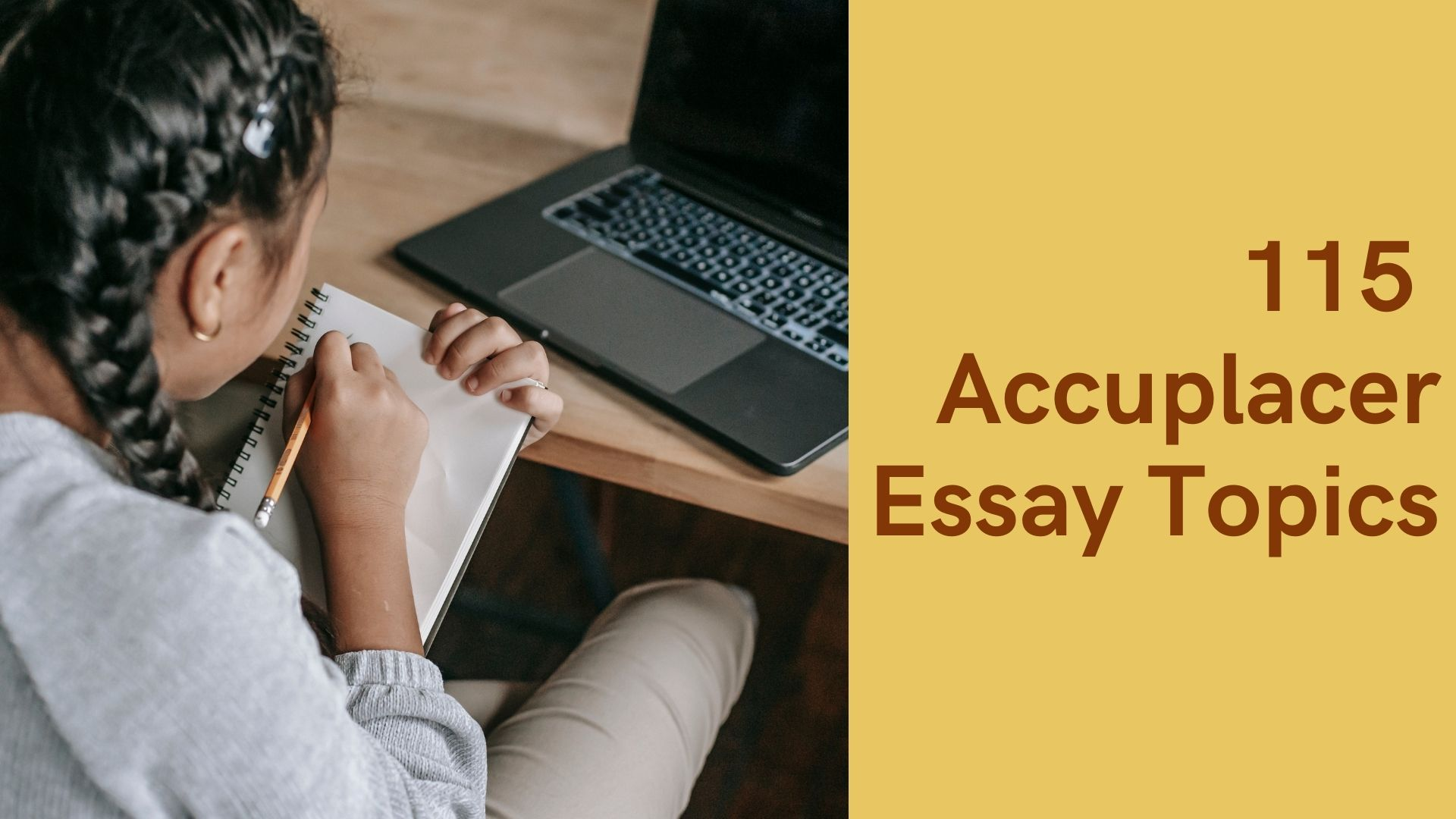 accuplacer essay topics